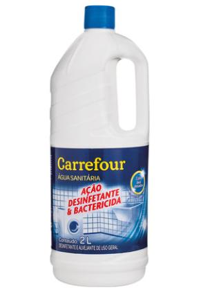 Água Sanitária Carrefour 2 Litros