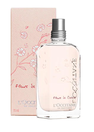 Colônia Desodorante Flor de Cerejeira