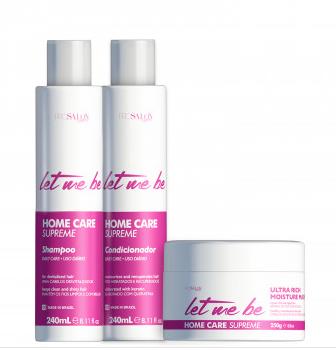 Kit Home Care Supreme - Pós química | 3 produtos