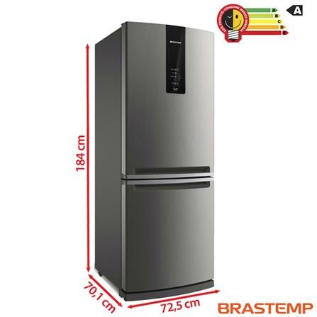 Refrigerador de 02 Portas Brastemp Frost Free