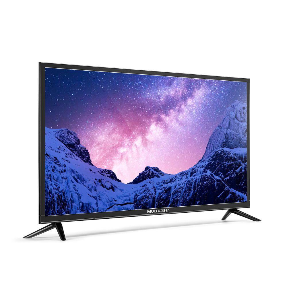 Tela 43 Polegadas Full HD Com Função Smart E Wifi Integrado - TL024